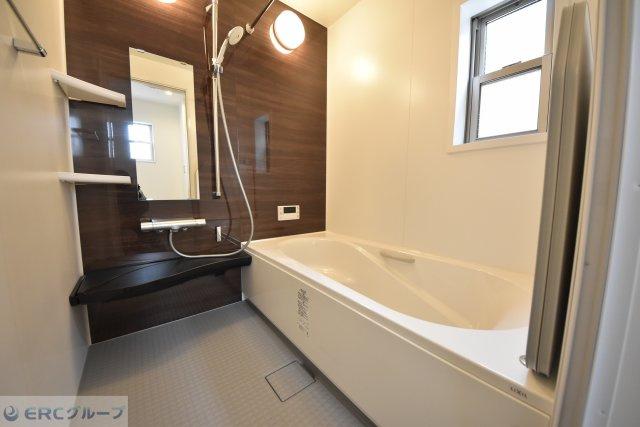 【浴室】楠ヶ丘4丁目 新築戸建