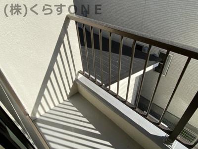 【バルコニー】姫路市広畑区蒲田3丁目/中古戸建