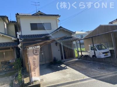 【外観】姫路市広畑区蒲田3丁目/中古戸建