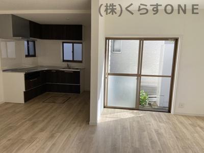 【居間・リビング】姫路市広畑区蒲田3丁目/中古戸建