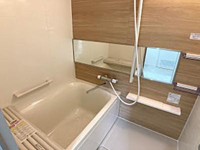 【浴室】ライオンズマンション高砂第2