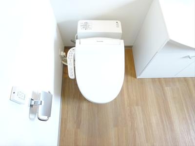 【トイレ】ROOF明大前