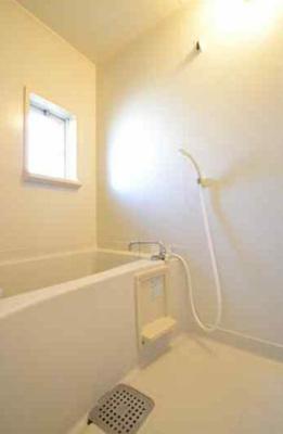 清潔感のあるお風呂!