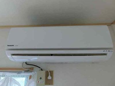 空調設備もバッチリで安心です!