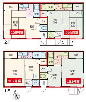 【一棟売りアパート】上中里駅徒歩3分◆満室稼働中!