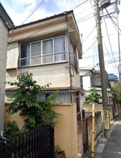 【外観】【一棟売りアパート】上中里駅徒歩3分◆満室稼働中!