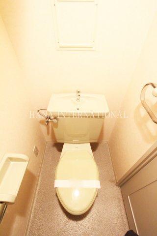 【トイレ】アクシス調布