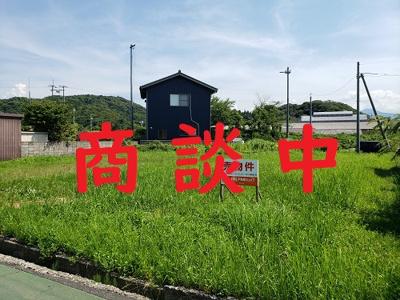 【外観】鳥取市気高町宝木土地①