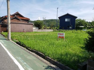 【外観】鳥取市気高町宝木土地
