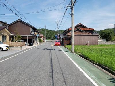 【周辺】鳥取市気高町宝木土地①