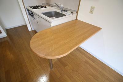 【キッチン】グランディア ミ・アモーレ六甲道