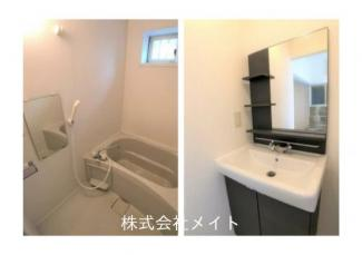 【浴室】大阪モノレール 南摂津駅※中古住宅※600万円