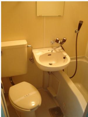 【浴室】ジオナ柴島Ⅰ