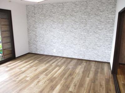 客間にも使える洋室