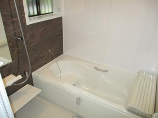 新しいお風呂です