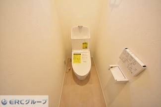 【トイレ】城の下通新築戸建