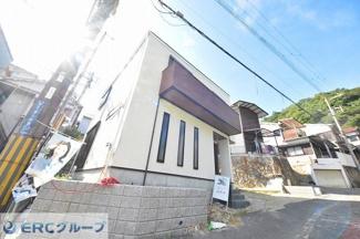 【外観】城の下通新築戸建