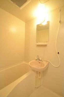 【浴室】エステート向山B