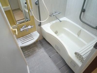 【浴室】スカーラ中野新井