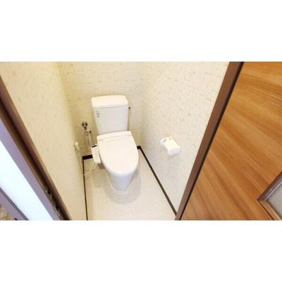 【トイレ】パレス鹿子殿