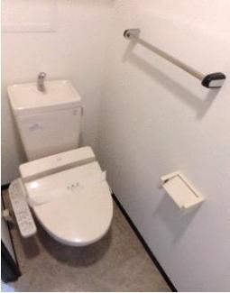 【トイレ】K&Tウィルハウスビル
