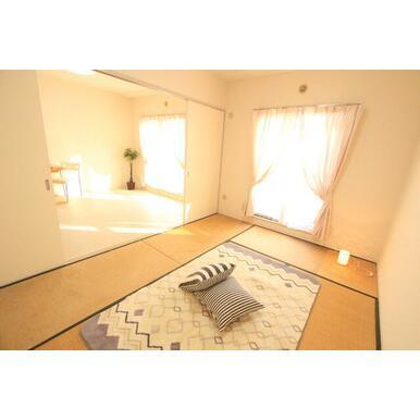 【寝室】STAGE21 B棟