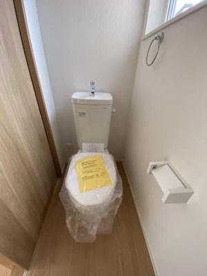 2F トイレ 各階トイレ完備