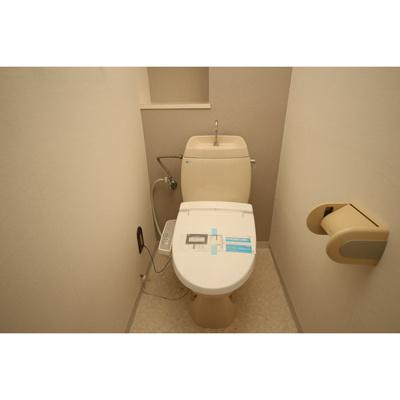 【トイレ】宝マンション城木町
