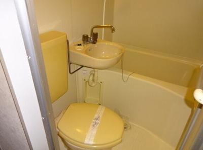 【浴室】アルハウス諏訪