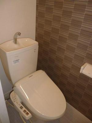【トイレ】アップルドア