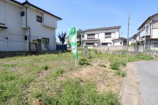 【外観】千葉市若葉区都賀5丁目 新築一戸建て