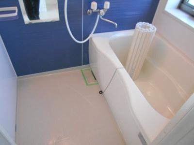 【浴室】ローラス