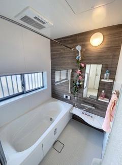 【浴室】沼津市蛇松町Ⅰ 新築戸建 全3棟 (2号棟)