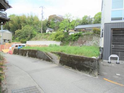 【外観】高知県高知市鴨部 売土地
