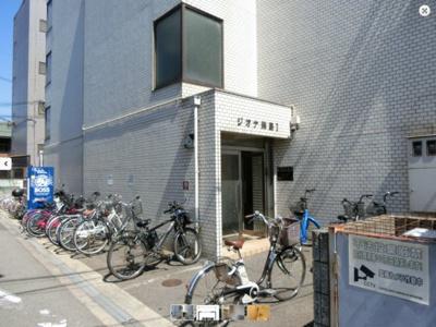 【外観】ジオナ柴島Ⅱ