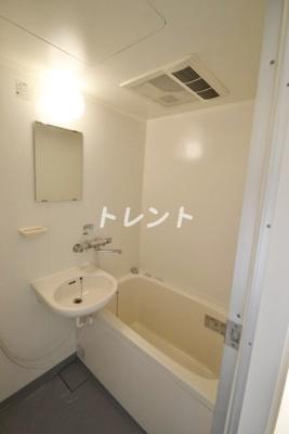 【浴室】ザパーククロス市ヶ谷【旧アムス市ヶ谷】
