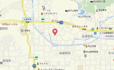 【地図】一色一戸建