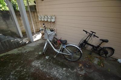 敷地内に駐輪スペース有