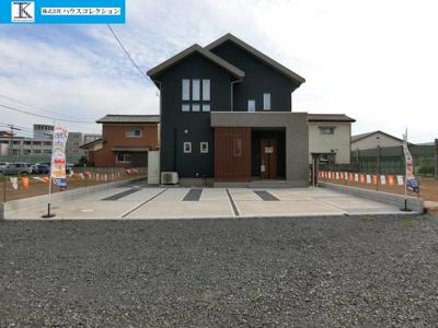 【外観】土浦市立田町 新築戸建