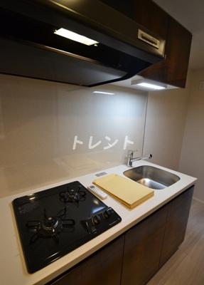 【キッチン】グリーンフォート河田