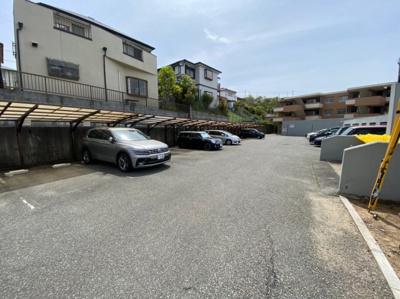 【駐車場】メルヴェーユ桃山台