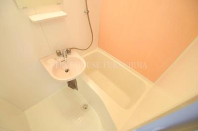 【浴室】ブリリアンマンション