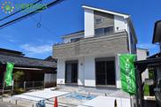 北本市中丸5丁目 新築一戸建て ブルーミングガーデン 01の画像