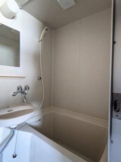【浴室】東神奈川テルミコーポ