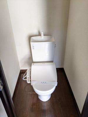 【トイレ】東神奈川テルミコーポ