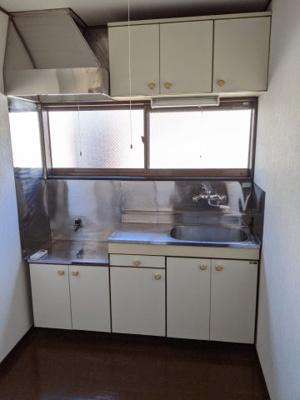 【キッチン】東神奈川テルミコーポ