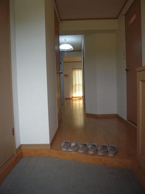 【玄関】ハーモニーハウス