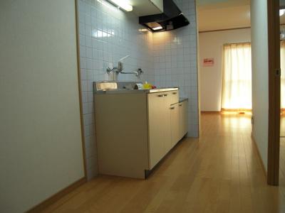 【キッチン】ハーモニーハウス