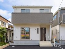 習志野市香澄第7 全2棟 新築分譲住宅の画像