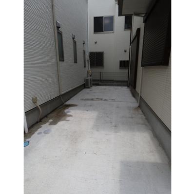 【駐車場】下目黒6丁目貸家2号棟